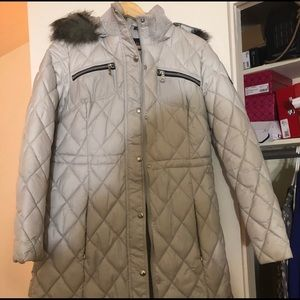 🌼Jacket Sale🌼 Off White Quilted Jacket on sale